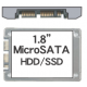 Micro SATA/Slim SATA