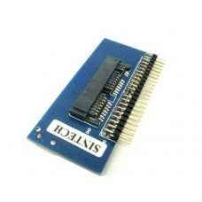 """16pin Micro SATA SSD to 2.5""""44pin IDE adapter card"""