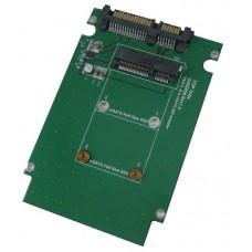 mSATA to SATA 3 Adapter card