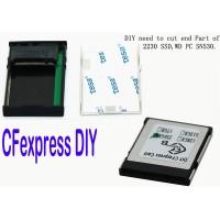 DIY NVME 2230 SSD Card As CFexpress B For Camera