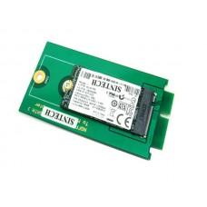 M.2 SSD to micro SATA Card