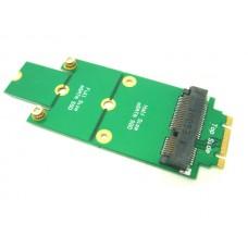 mSATA SSD to M.2 KEY B-M card