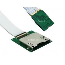 M.2 A/E-Key CFexpress B Card Reader