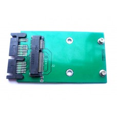 mSATA SSD to Micro SATA card