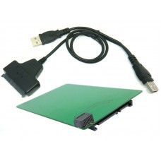 WD UltraSlim WD5000MPCK SFF-8784 to SATA Card With USB cable