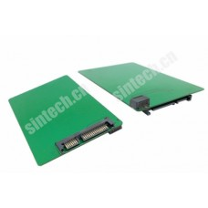 WD UltraSlim SATA3 HDD WD5000MPCK SFF-8784 to SATA Card
