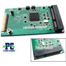 mSATA SSD to ZIF Card