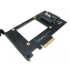 U.2 SFF-8639 NVMe SSD to PCI-e 4X Card