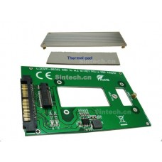 M.2 nVME Card As U.2 SFF-8639 SSD