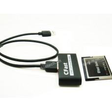 USB 3.0 CFast Card Reader