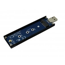 M.2 SATA SSD to USB 3.0 Adapter Card
