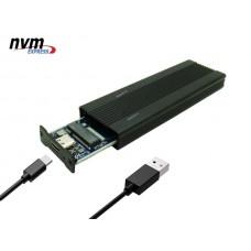 USB 3.0 Type C M.2 nVME SSD external Case