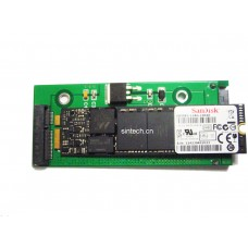 18pin to SATA card for ADATA XM11 SDSA5JK SD5SE2 SSD