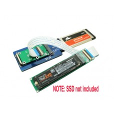 M.2 nVME SSD to Laptop Expresscard 34 for Samsung 970 980