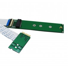 M.2 nVME SSD to Macbook wifi port for Samsung 970 980