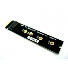 M.2 NGFF SSD 18Pin Adapter Card for Upgrade 2010-2011 Year MacBook Air
