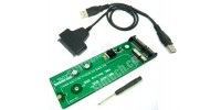 24Pin to SATA Card+USB cable For SSD from 2012 Year MacBook Air/PRO Retina