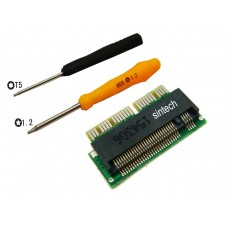 NGFF M.2 nVME SSD Card for Upgrade 2013-2015 MacBook Air PRO Imac