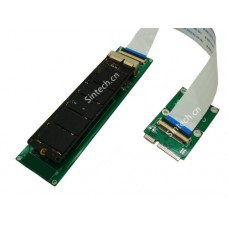 2013-2016 MacBook SSD to Mini PCIe Card with FPC cable