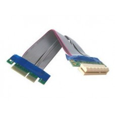 Flexible PCI Express X4 Riser Cable 150mm