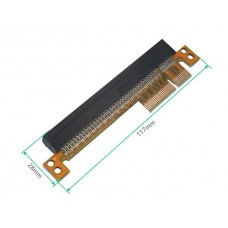 PCI-E PCIe express X4 to 16X riser card