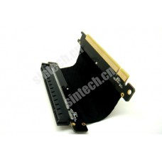 PCI-E express X16 riser card with 5cms cable