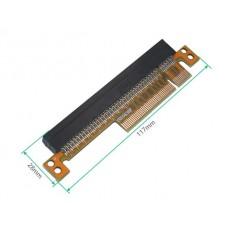 PCI-E PCIe express X8 to 16X riser card