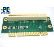 High Quality PCI riser card 2U
