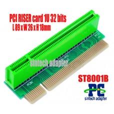 PCI riser card 1U Right