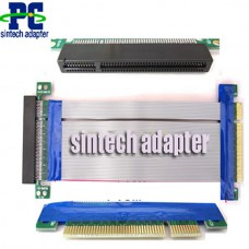 Flexible PCI Express X8 Riser Cable 150mm