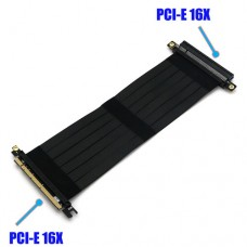 High Speed PCI-E express X16 riser card with 20cms cable