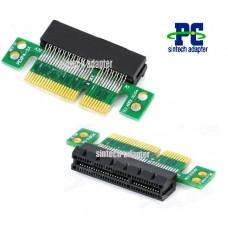 PCI-E PCIe express X4 riser card