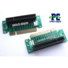 PCI-E PCIe express X8 riser card
