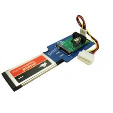 Laptop expresscard 34 to Mini PCI-e USB+ PCIe 1X Card