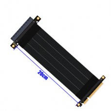 High Speed PCI-E express X8 riser card with 20cms cable
